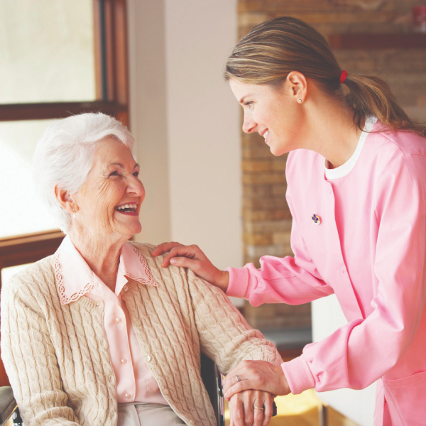 Formation Personal assistance in private retirement homes