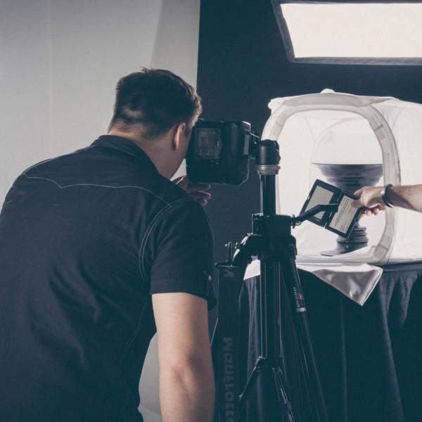 Formation Web photography workshop