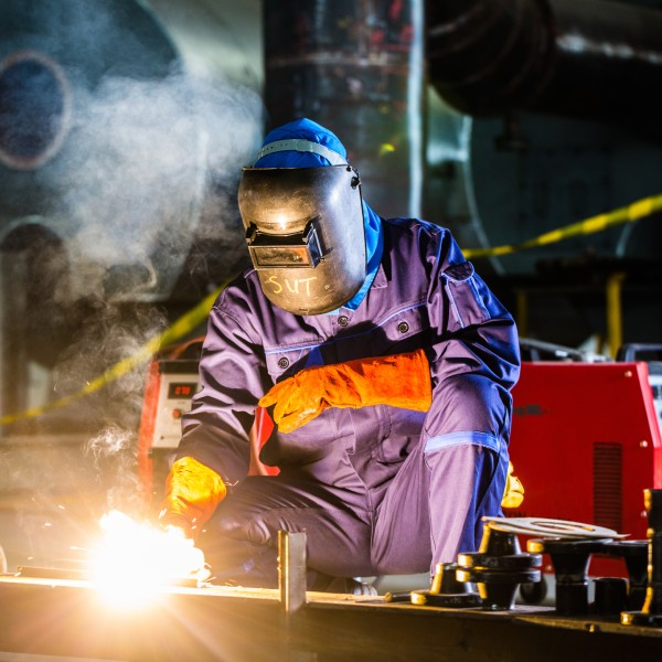 Formation Welding