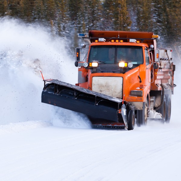 Formation Snowplow driver
