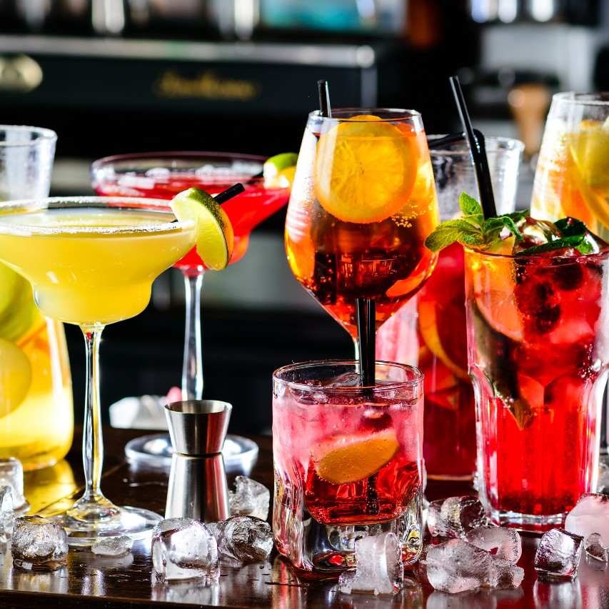Formation Service de bar